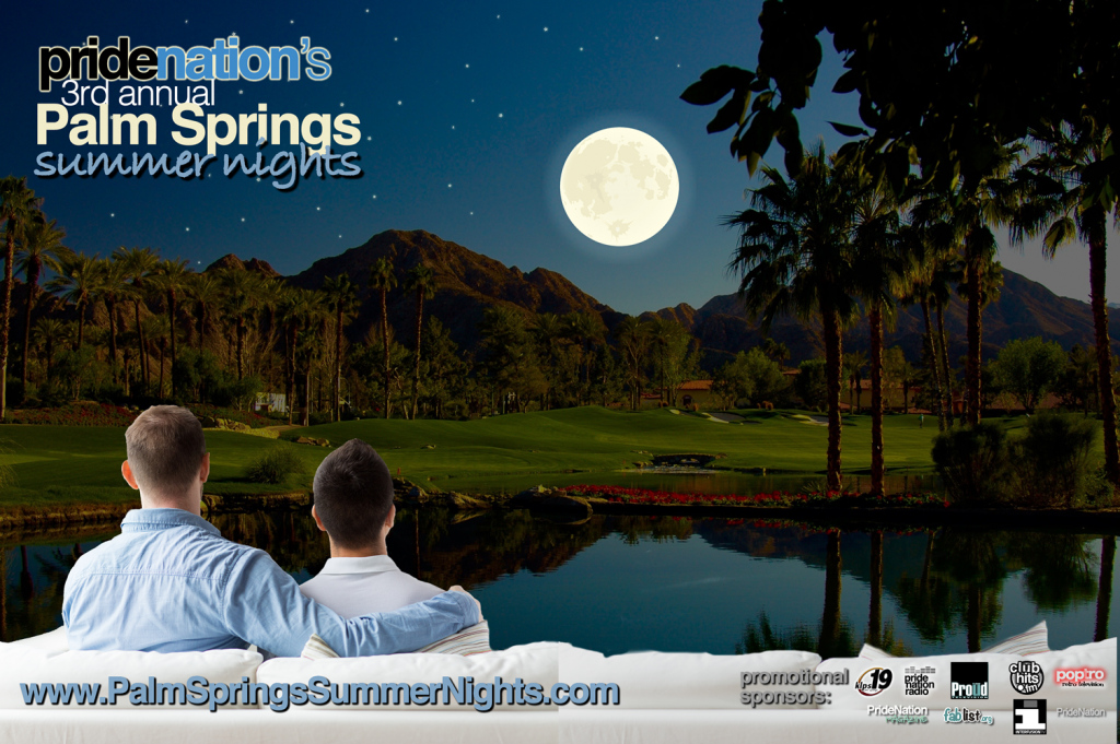 2018 Palm Springs Summer Nights